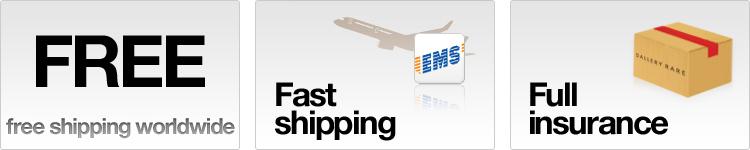 FREE free shipping worldwide